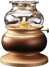 Buddha Cuivre pur pour le porte-lampe à beurre