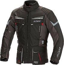 Büse Lago Pro, veste en textile - Noir - 4XL