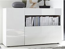 Buffet ALTAIR - 2 portes & 1 tiroir - Coloris :