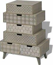 Buffet bahut armoire console meuble de rangement