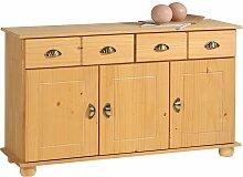 Buffet COLMAR commode bahut vaisselier meuble bas