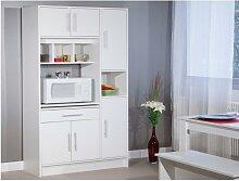 Buffet de cuisine MADY - 5 portes & 1 tiroir -