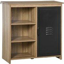 Buffet design industriel - meuble de rangement 3