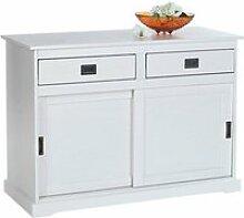 Buffet SAVONA bahut vaisselier commode avec 2