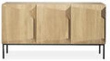 Buffet Stairs / Chêne massif - L 150 cm / 3