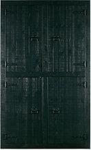 Bunk - Armoire en pin massif 4 portes