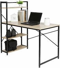 Bureau bibliothèque design industriel