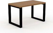 Bureau - Chêne, design contemporain, table de