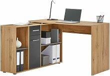 Bureau d'angle CARMEN table meuble de
