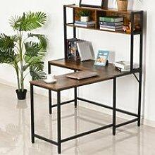 Bureau d'étude angulaire Table bibliothèque