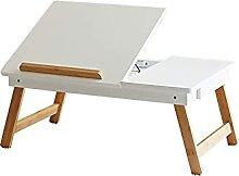 Bureau d'ordinateur Table pliante pour