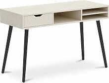 Bureau en bois Design style scandinave - Beckett
