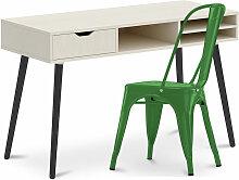 Bureau en bois Design style scandinave Beckett +