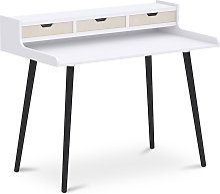 Bureau en bois Design style scandinave - Thora