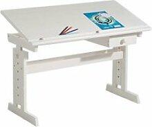 Bureau enfant écolier junior flexi table à