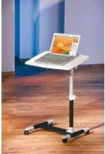 Bureau meuble informatique pc portable sur