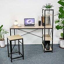Bureau moderne pour ordinateur portable, Table