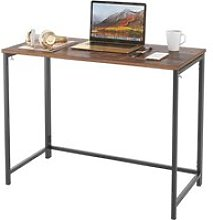 Bureau Pliable Table de Travail Vintage Table