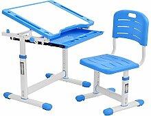 Bureau pour enfant avec chaise et tiroir - Design