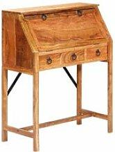 Bureau table meuble travail informatique 90 cm
