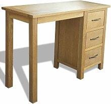 Bureau table meuble travail informatique avec 3