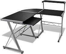 Bureau table meuble travail informatique table de