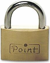 Burg Wächter 500Point Lock 40mm Lot de