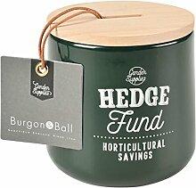 Burgon & Ball Tirelire «HedgeFund» pour le