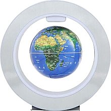 BVYHGCVBW Creative Flottant Magnétique ION Globe
