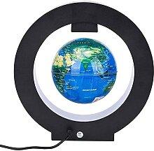 BVYHGCVBW Globe Flottant avec lumières LED Globe