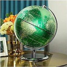 BVYHGCVBW Globe Globe terrestre avec Base en