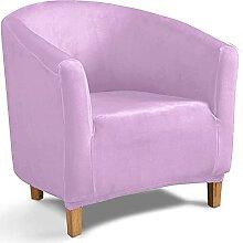 BXFUL Housse de Canapé Extensible Tub Chair