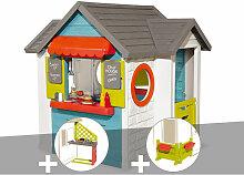 Cabane enfant Chef House + Cuisine d'été +