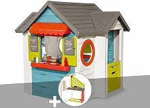 Cabane enfant Chef House + Cuisine d'été -