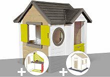 Cabane enfant My New House + Cuisine d'été +