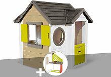 Cabane enfant My New House + Cuisine d'été -