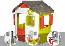 Cabane enfant Neo Jura Lodge + Récupérateur