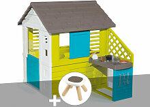 Cabane enfant Pretty + Cuisine d'été +