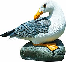 Cabilock Mouette Figurine Résine Mouette