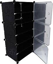 Cabilock Portable Organisateur Étagère à