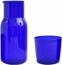 Cabilock Verre eau de vin carafe en verre