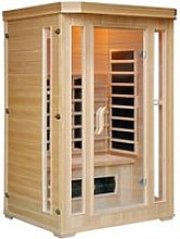 Cabine sauna infra rouge 2 places luxe 292