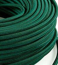Câble électrique en tissu rond Rond Style