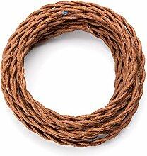 Câble textile torsadé avec gaine textile -