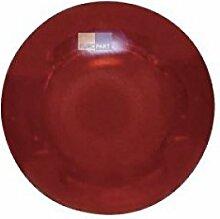 Cache de lampe rond Ø 7 mm rouge 481946279749