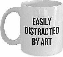 Cadeau drôle d'historien d'art - tasse