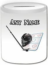 Cadeau personnalisé–Hockey sur glace
