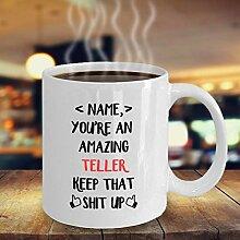Cadeau personnalisé pour le diseur - Mug pour le