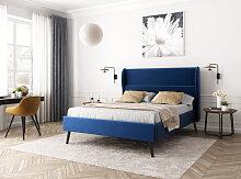 Cadre de lit PAULA avec sommier à lattes -
