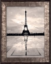 Cadre photo Hestia acier 50x70 cm
